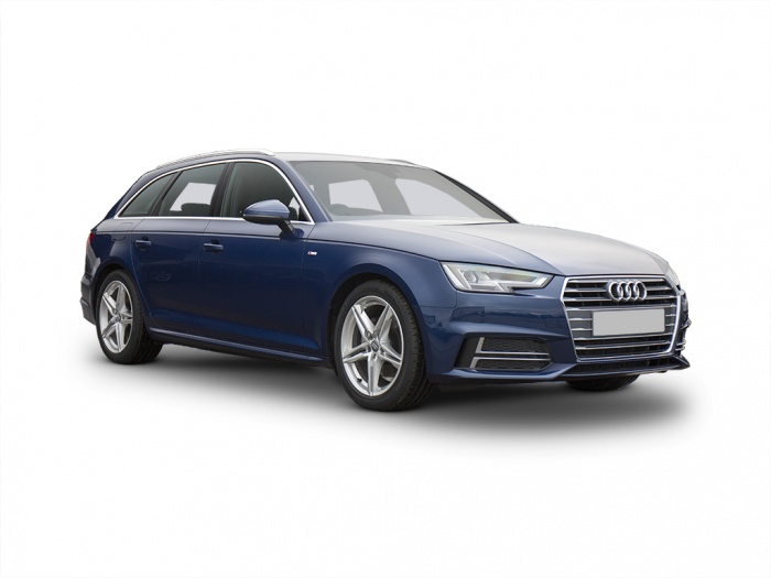 Representative image for the Audi A4 Diesel Avant 2.0 TDI 190 S Line 5dr S Tronic [Leather