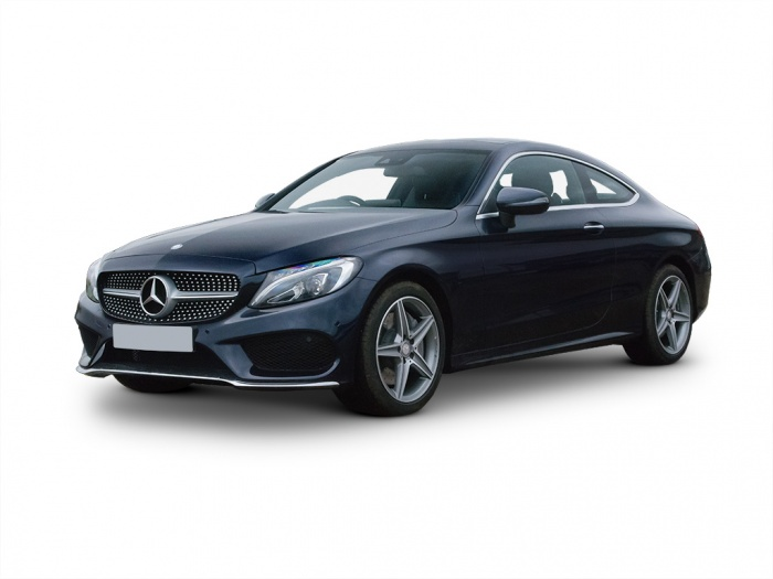 Representative image for the Mercedes-Benz C Class Diesel Coupe C220d Sport 2dr
