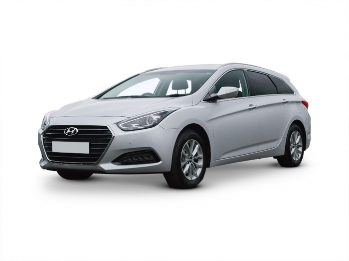 Representative image for the Hyundai I40 Diesel Tourer 1.7 CRDi Blue Drive SE Nav Bus 5dr DCT