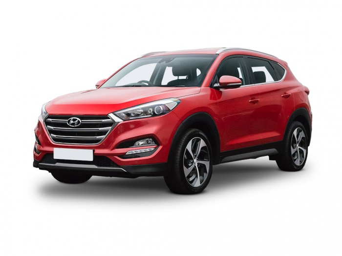 Representative image for the Hyundai Tucson Diesel Estate 1.7 CRDi Blue Drive SE Nav 5dr 2WD DCT