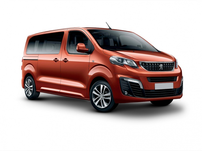 Representative image for the Peugeot Traveller Diesel Estate 2.0 BlueHDi 150 Allure Standard [8 Seat]