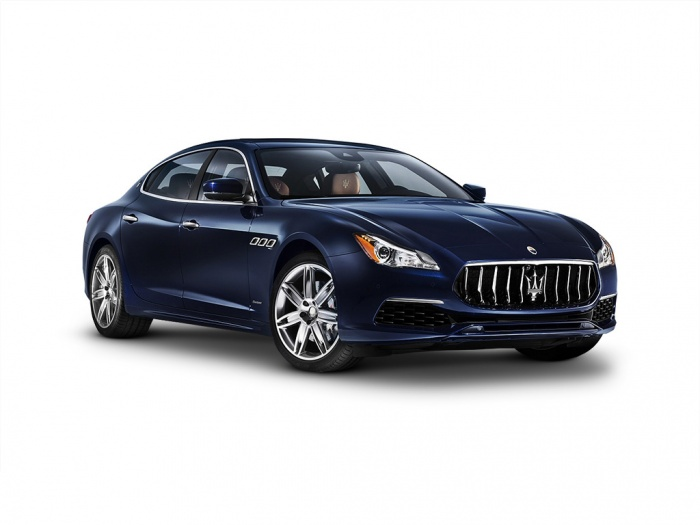 Representative image for the Maserati Quattroporte Diesel Saloon V6d GranSport 4dr Auto