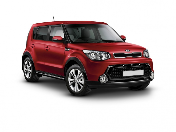 Representative image for the Kia Soul Diesel Hatchback 1.6 CRDi 3 5dr DCT