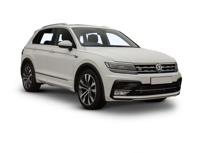 Representative image for the Volkswagen Tiguan Diesel Estate 2.0 TDi BMT 150 SE Nav 5dr