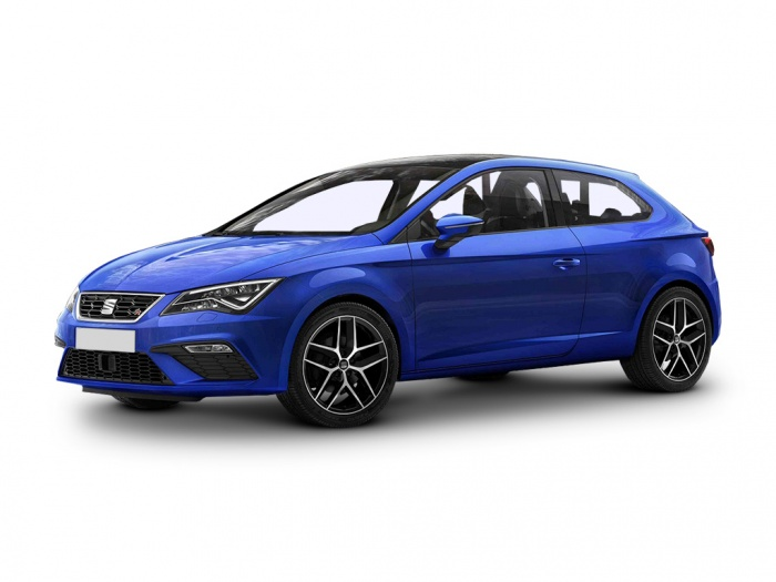 Representative image for the SEAT Leon Sport Coupe 1.4 TSI 125 FR Technology 3dr