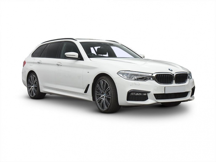 Representative image for the BMW 5 Series Diesel Touring 520d M Sport 5dr Auto