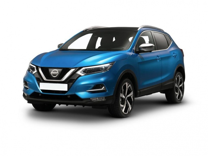 Representative image for the Nissan Qashqai Diesel Hatchback 1.5 dCi Visia 5dr