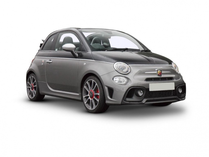 Representative image for the Abarth 595c Convertible Special Edition 1.4 T-Jet 160 Trofeo 2dr