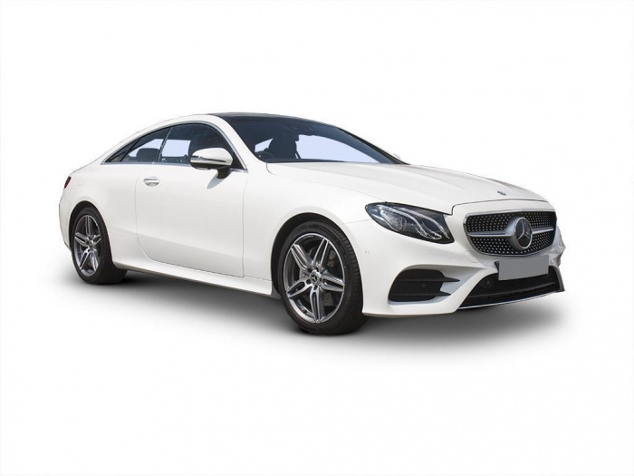Representative image for the Mercedes-Benz E Class Diesel Coupe E220d AMG Line 2dr 9G-Tronic