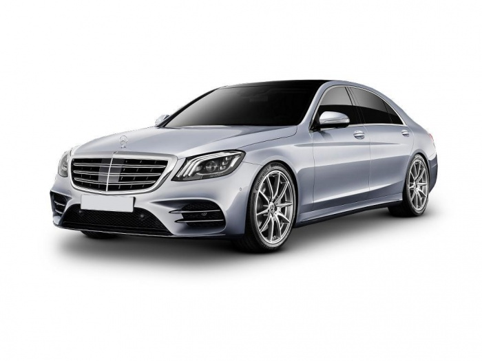 Representative image for the Mercedes-Benz S Class Diesel Saloon S350d AMG Line 4dr 9G-Tronic