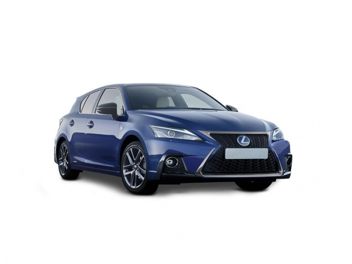 Representative image for the Lexus Ct Hatchback 200h 1.8 F-Sport 5dr CVT