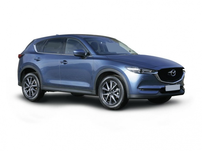Representative image for the Mazda Cx-5 Diesel Estate 2.2d Sport Nav 5dr Auto