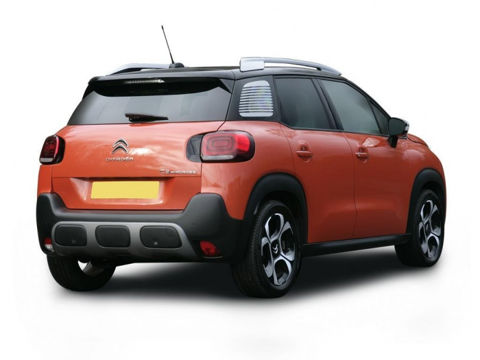 citroen c3 aircross hatchback 1 2 puretech feel 5dr lease deals what car leasing. Black Bedroom Furniture Sets. Home Design Ideas